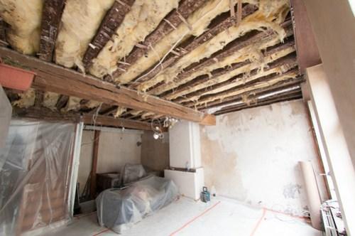 Plafond? Welk plafond?