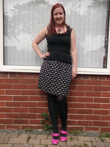 Sewaholic Crescent Skirt - Me Made May 2012 - Day 5