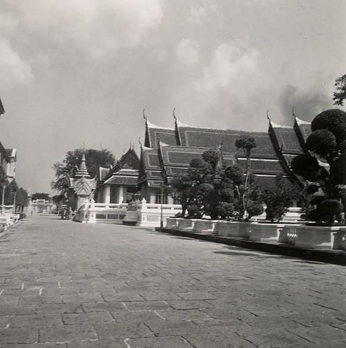Grand Palace Bangkok 1961