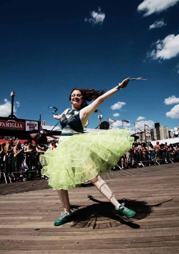 Mermaid Parade 2012