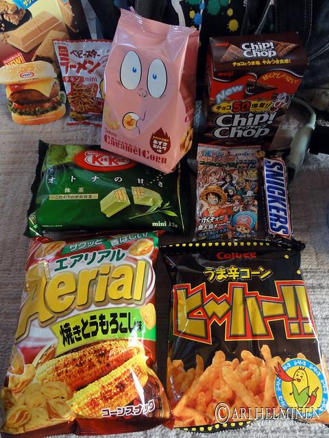 Shopping in Aomori