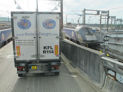 """The French Connection"" by Kersey Freight"