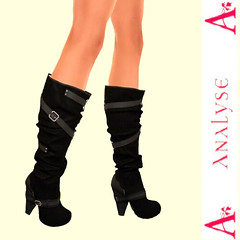 ~Analyse~Black boots2