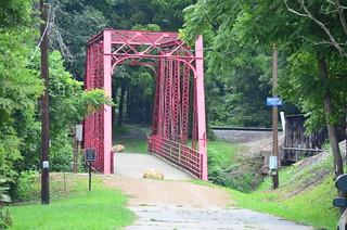Marshall Red Bridge