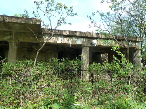 Fort Strong fortifications on Long Island