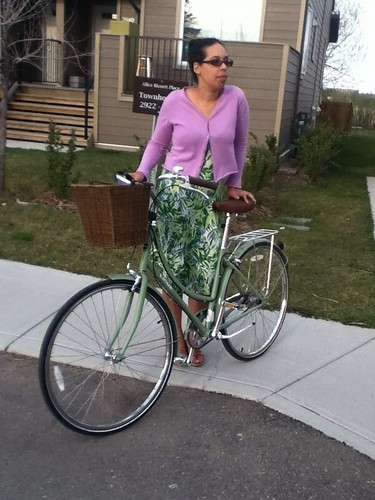 Chelsea's New Bike