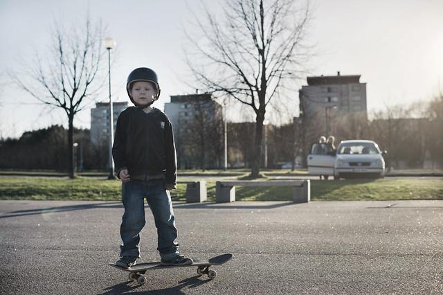 Skateboarding, Finland pt.2