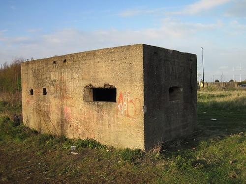 Hartlepool Pillbox, Easington Road