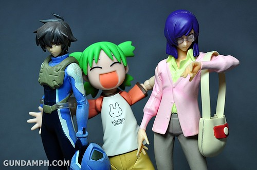 Revoltech Yotsuba DX Summer Vacation Set Unboxing Review Pictures GundamPH (62)