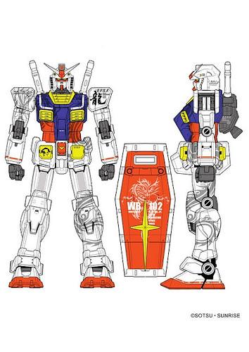MG RX-78-2 Version 2.0 Gundam China Special
