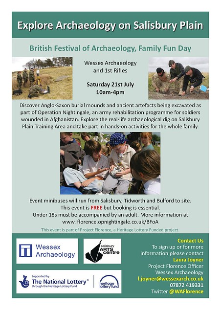 Project Florence - Family Fun Day