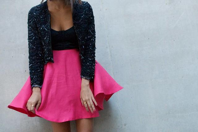 diy circle skirt 14
