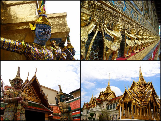 Grand Place - Bangkok, Thailand
