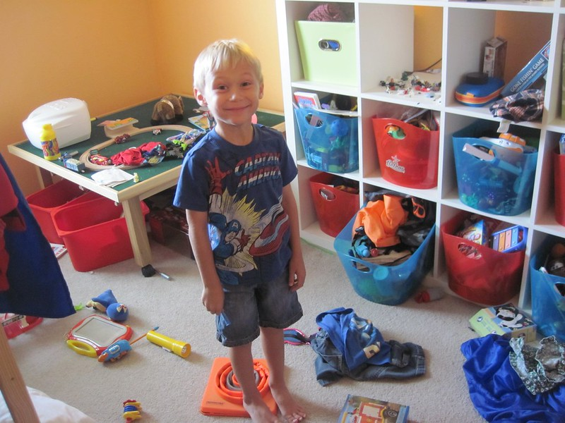 C1's Room - Before