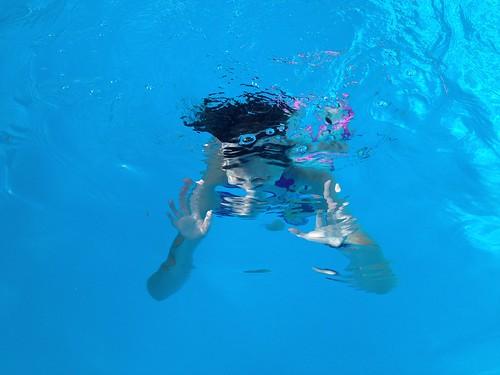 Z Crew swimming