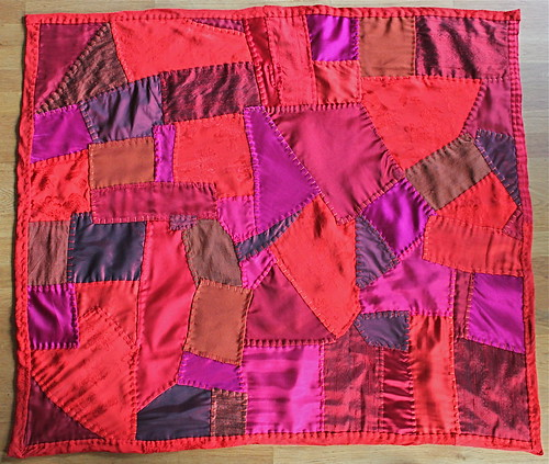 one of my baby crazy quilts by denise carbonell