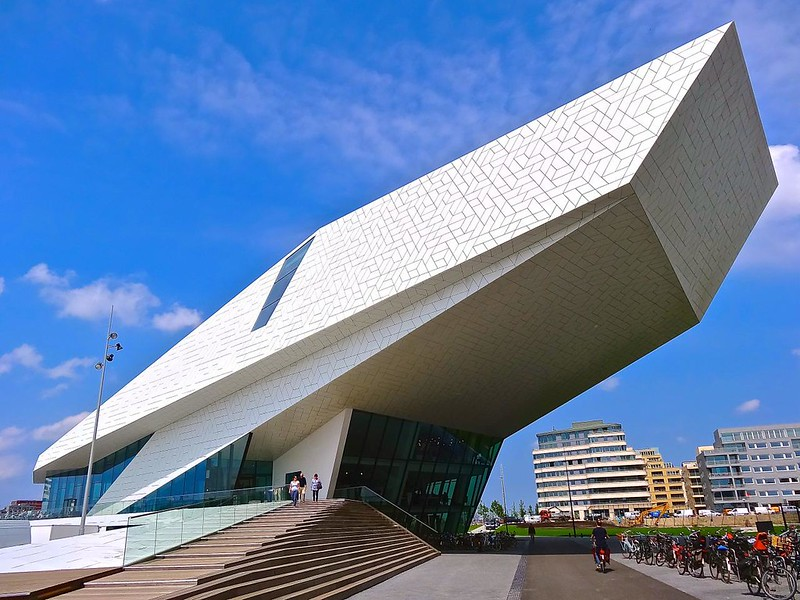 EYE Film Institute Netherlands, Amsterdam