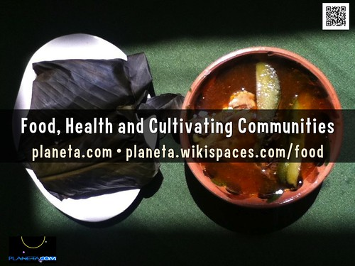 Food, Health and Cultivating Communities