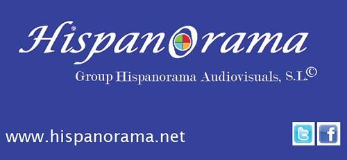 TARJETON HISPANORAMA by LaVisitaComunicacion