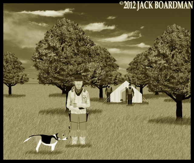 There are two of them ©2012 Jack Boardman
