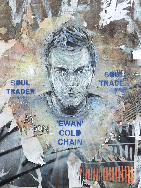 Paul Don Smith Graffiti, Shoreditch, London
