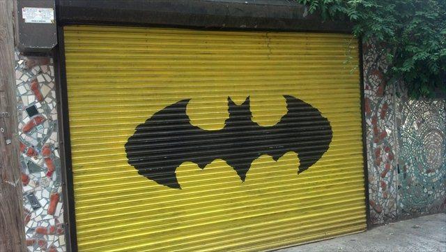 Batdoor!