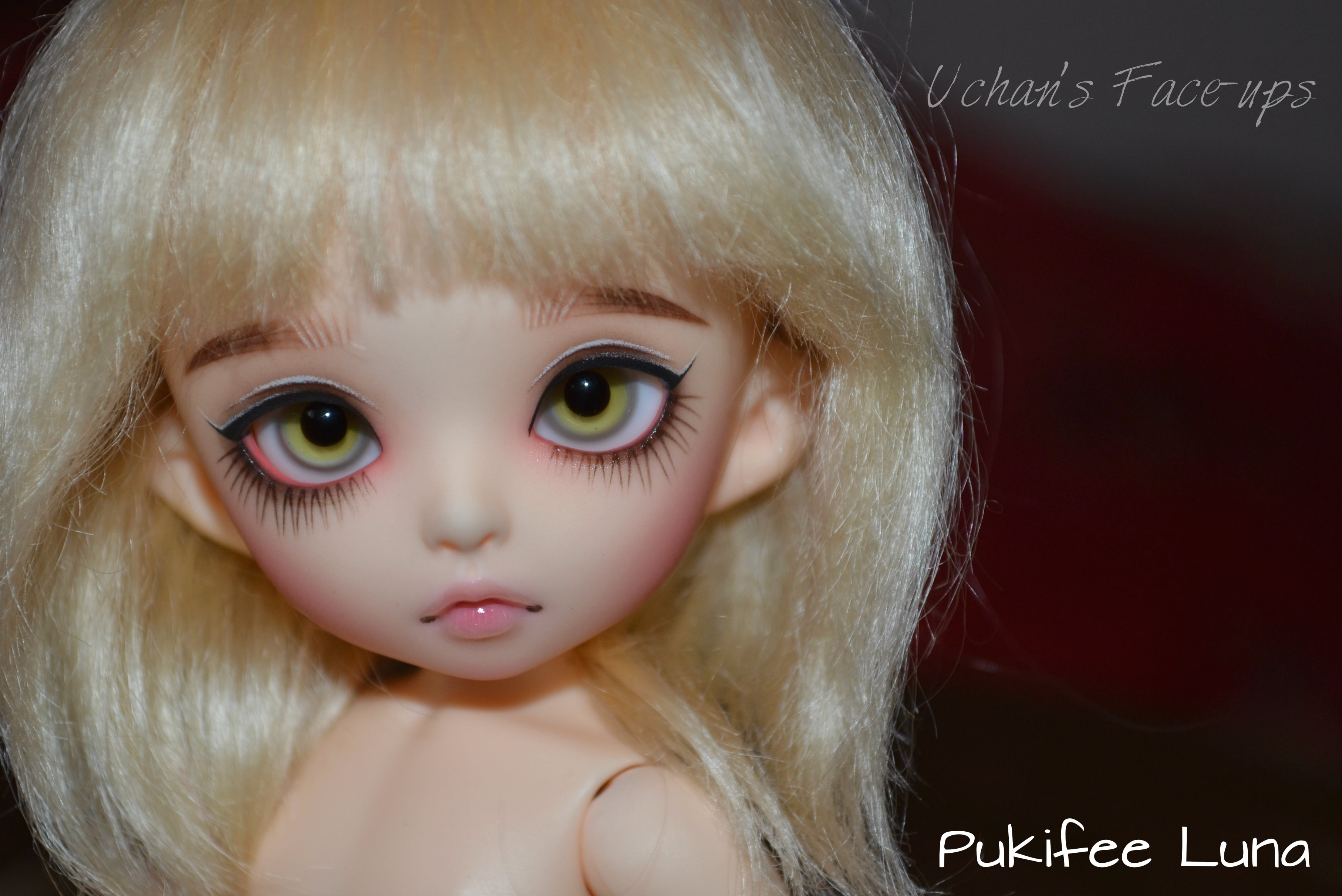 New Make-up for Pkf Luna