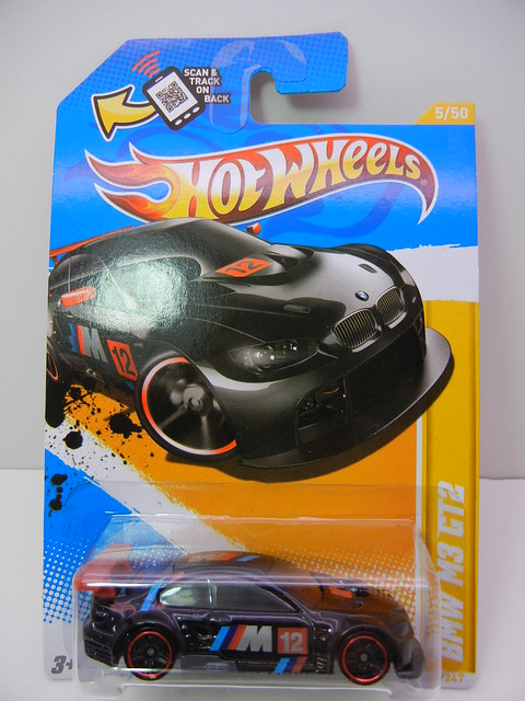 hot wheels bmw m3 gt2 black (1)