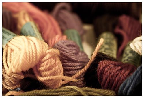 Wool by Luiz L.