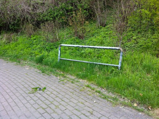 fence of the year 2012, April contender