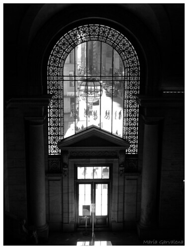 New York - Library