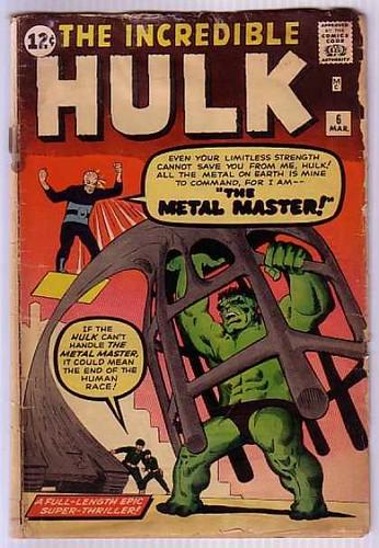 Incredible Hulk #006