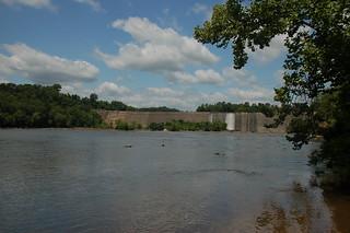 Ninety-Nine Islands Dam