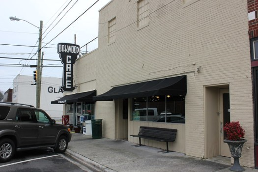 Oakwood Cafe, Dalton GA