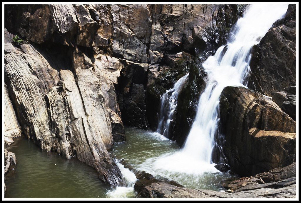 Kanthanpara Waterfalls, Wayanad, Kerala