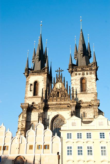 city of one hundred spires
