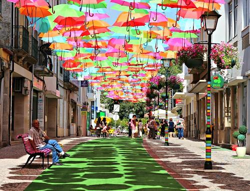 umbrellas & summer