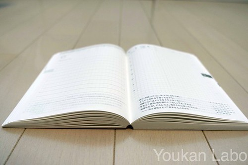 ほぼ日手帳201712