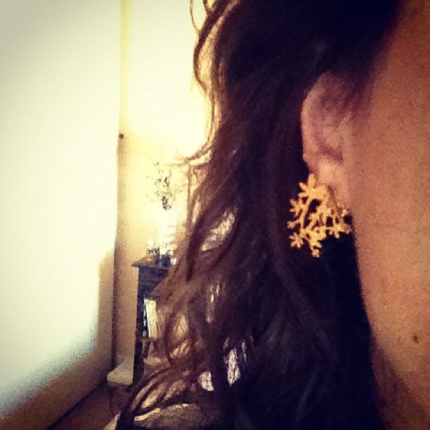 Nouveaux bijoux : boucles d'oreilles