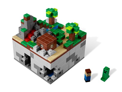 21102 Minecraft Micro World 00
