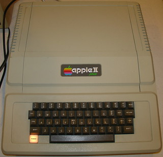 Apple ][ plus keyboard