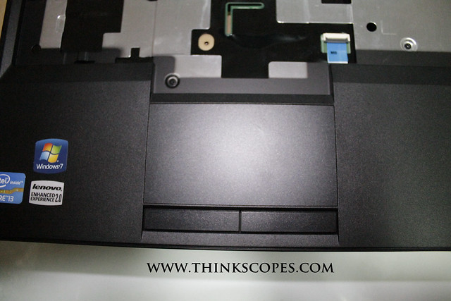 ThinkPad Edge E520 touchpad