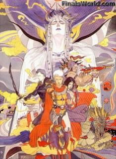 Final Fantasy II Star Wars