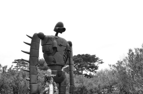 Robot from Laputa