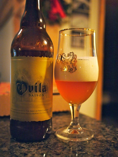 Ovila Abbey Saison - Sierra Nevada Brewing Co. - Chico, CA