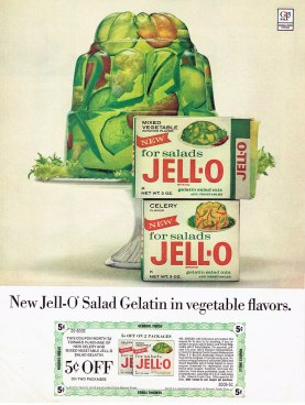 Vintage Ad #1,914: Veggie-Flavoured Jell-O