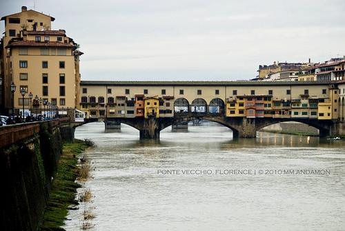 Ponte Vecchio, East