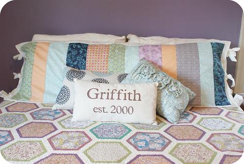 rachel griffith designs decorative body pillow cover