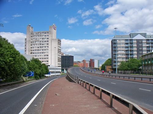 Motorway, UMIST
