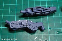 1-100 Kshatriya Neograde Version Colored Cast Resin Kit Straight Build Review (81)